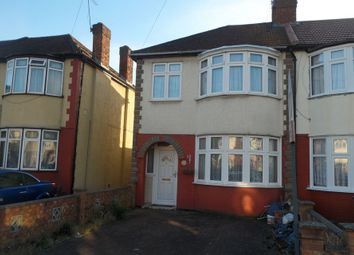 Thumbnail 3 bed end terrace house to rent in Westmoor Gardens, Enfield