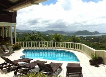 Thumbnail 3 bed villa for sale in Golf Park, Cap Estate, Gros Islet, St Lucia, Gros-Islet, Saint Lucia