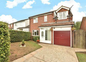 Thumbnail 4 bedroom detached house for sale in Sandown Close, Alton