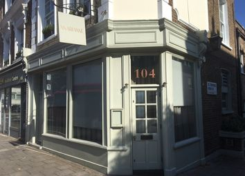 Thumbnail Restaurant/cafe to let in Chepstow Road, London