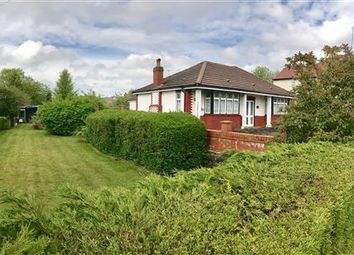 Thumbnail 2 bed bungalow for sale in Chelford Road, Macclesfield