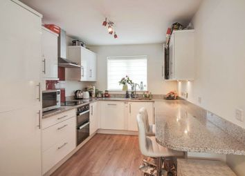 Thumbnail 4 bedroom terraced house for sale in Weir Cottage Close, Eaton Ford, St. Neots