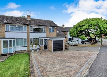Thumbnail 3 bedroom semi-detached house for sale in Westbury Road, Brentwood, Essex