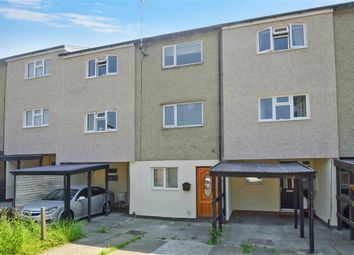 Thumbnail 4 bed terraced house for sale in Deneway, Basildon, Essex