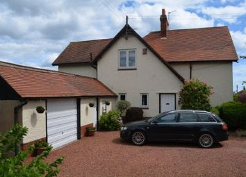 Thumbnail 3 bed detached house for sale in Morwick Road, Warkworth, Morpeth