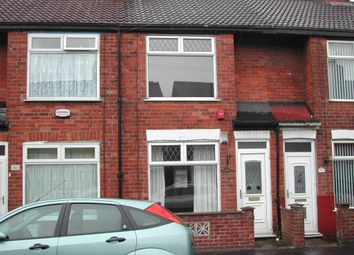 Thumbnail 2 bedroom terraced house to rent in Essex Street, Gypsyville, Hull