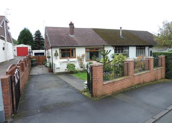 Thumbnail 2 bed semi-detached bungalow for sale in Bodmin Close, Royton, Oldham