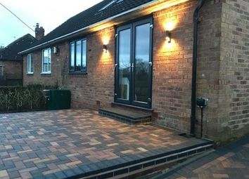 Thumbnail 3 bed bungalow to rent in Ronhill Lane, Cleobury Mortimer, Kidderminster