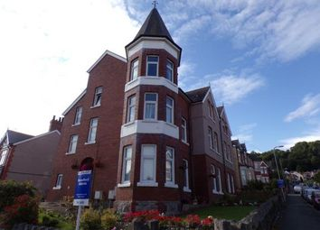 Thumbnail 1 bed flat for sale in Claughton Road, Colwyn Bay, Conwy