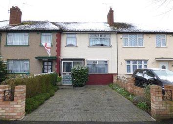 Thumbnail 3 bed terraced house for sale in Benhurst Avenue, Elm Park, Hornchurch