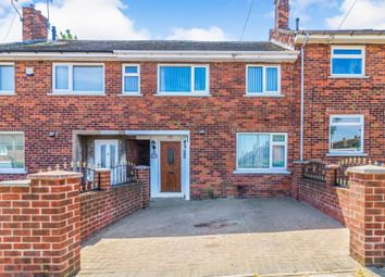3 bed terraced house for sale in Leybourne Road, Rotherham S61