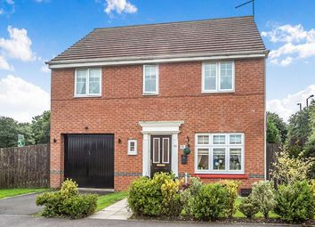 Thumbnail 4 bed detached house for sale in Skendleby Drive, Newcastle Upon Tyne