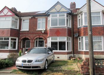 Thumbnail 3 Bed Terraced House For Sale In Albemarle Avenue Gosport