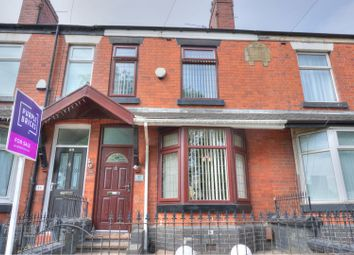 Thumbnail 2 bed terraced house for sale in Kidsgrove Road, Stoke-On-Trent