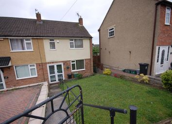 Thumbnail 3 bedroom end terrace house for sale in Cotswold View, Kingswood, Bristol