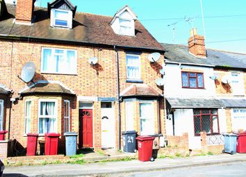 Thumbnail 1 bedroom flat to rent in A One Bedroom Garden Flat, Pangbourne Street, Reading RG30, Reading,