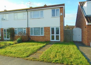 Thumbnail 3 bed semi-detached house for sale in Bysing Wood Road, Faversham