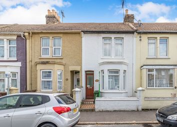 Thumbnail 3 bed terraced house to rent in Selbourne Road, Gillingham