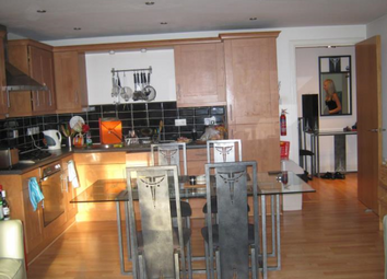 Thumbnail 2 bed flat to rent in Cables Wynd, Edinburgh
