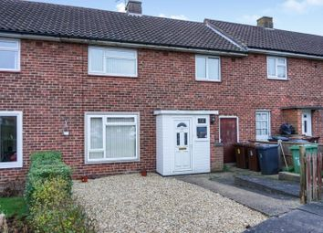 Thumbnail 3 bedroom terraced house for sale in Dunston Close, Lincoln