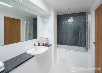 Thumbnail 2 bed semi-detached house for sale in Pippin Close, New Romey