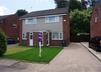 Thumbnail 2 bed semi-detached house for sale in Heol Seddon, Cardiff