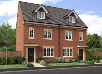 "Thumbnail 4 bedroom semi-detached house for sale in ""Rolland"" at Coppull Enterprise Centre, Mill Lane, Coppull, Chorley"