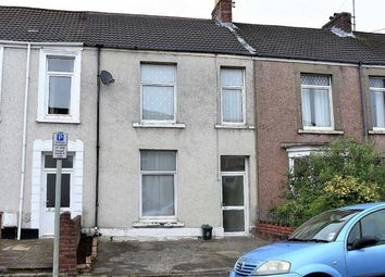 Thumbnail 3 bed terraced house for sale in Brunswick Street, Swansea