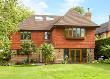 Thumbnail 5 bed detached house for sale in Keswick Road, Bookham, Leatherhead, Surrey