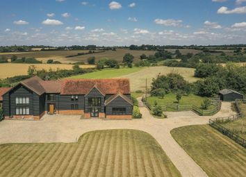Thumbnail 5 bed detached house for sale in Ashlyns Lane, Ongar