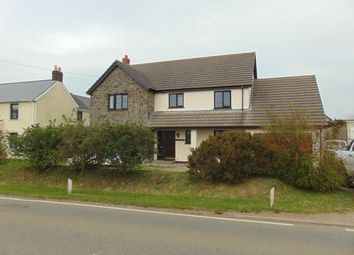 Thumbnail 4 bed detached house for sale in Houghton, Milford Haven