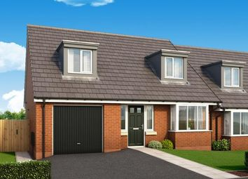 "Thumbnail 3 bed property for sale in ""The Clayton At Lyndon Park"" at Harwood Lane, Great Harwood, Blackburn"