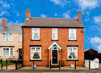 Thumbnail 2 bed detached house for sale in Victoria Street, Broomhill, Cannock