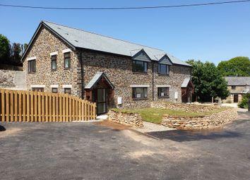 Thumbnail 3 bed semi-detached house for sale in Trelaske Lane, Polperro Road, Looe
