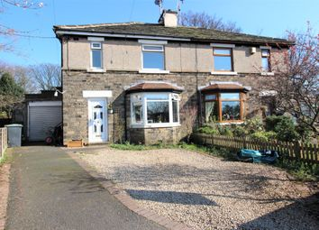 Thumbnail 3 bed semi-detached house for sale in Cowbrook Avenue, Glossop