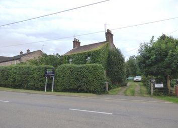 Thumbnail 4 bedroom detached house for sale in Westfield Road, Manea, March, Cambridgeshire