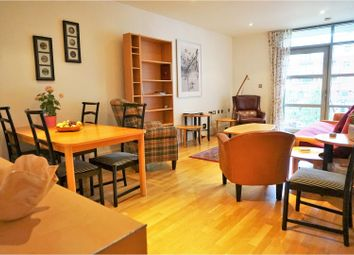 Thumbnail 3 bed flat for sale in The Lock, Manchester