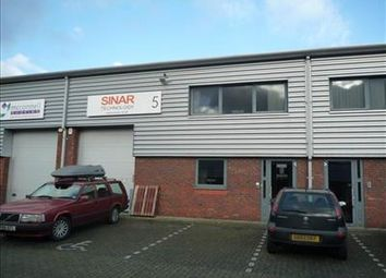 Thumbnail Light industrial to let in Unit 5 Camberley Business Centre, Bracebridge Road, Camberley, Surrey