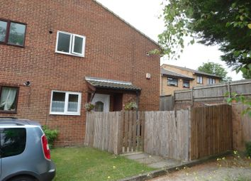 Thumbnail 2 bed end terrace house to rent in Illustrious Close, Chatham