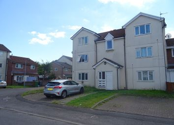 Thumbnail 2 bed flat to rent in Bishop Hannon Drive, Fairwater, Cardiff