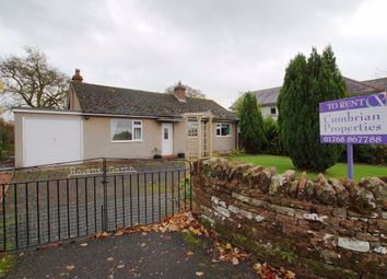 Thumbnail 2 bed bungalow to rent in High Bank Hill, Kirkoswald