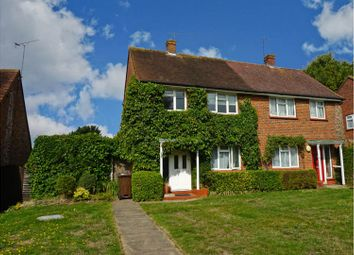 Thumbnail 2 bed semi-detached house for sale in Poyle Road, Farnham