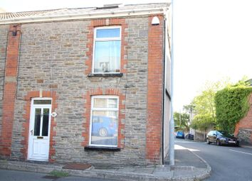 Thumbnail 3 bedroom semi-detached house for sale in Broad Street, Griffithstown, Pontypool