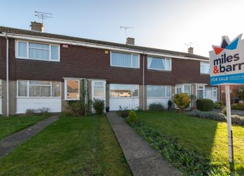 Thumbnail 2 bed terraced house for sale in Cedar Close, Margate