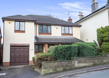 Thumbnail 5 bed detached house for sale in Brunswick Street, Congleton
