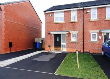 Thumbnail 2 bed semi-detached house for sale in Waterhouses Street, Audenshaw, Manchester