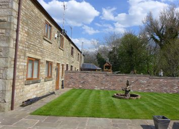 Thumbnail 4 bedroom barn conversion for sale in Moss Hall Road, Heywood