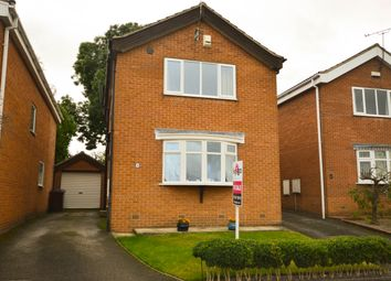 Thumbnail 3 bed detached house for sale in Broadcroft Close, Beighton, Sheffield