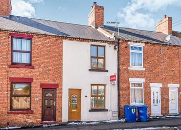 Thumbnail 2 bed terraced house for sale in Church Street, Chadsmoor, Cannock