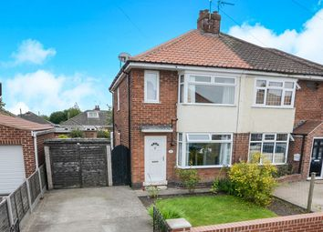 Thumbnail 2 bedroom semi-detached house for sale in Lawnswood Drive, York